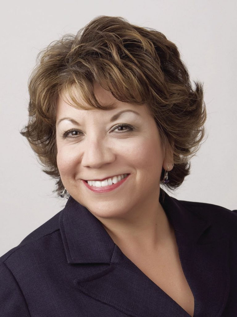 Pueblo City Schools Board President - Phyllis Sanchez