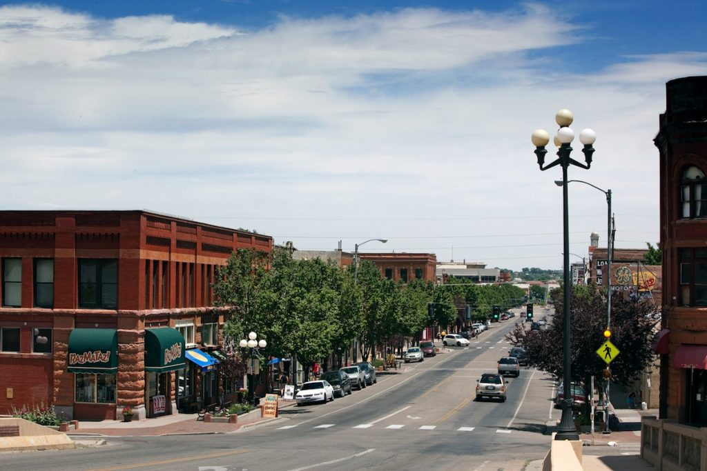 Union avenue pueblo